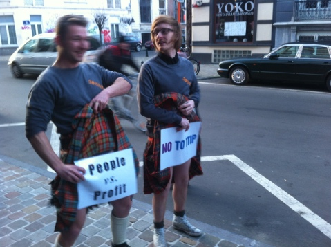 True Scotsmen!