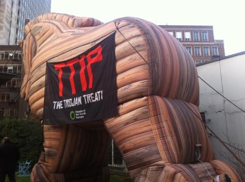 TTIP: The Trojan Treaty